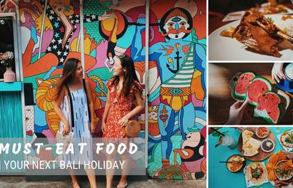 Tried & Tested: 19 Must-Eat Food On Your Next Trip to Bali!