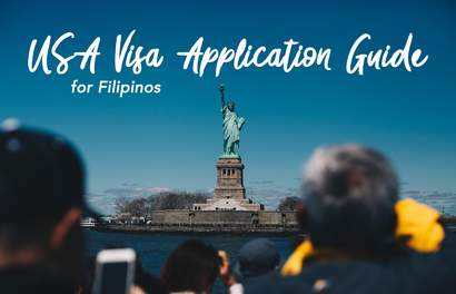 UPDATED: A Step-By-Step Guide To Applying For A USA Visa For Filipinos