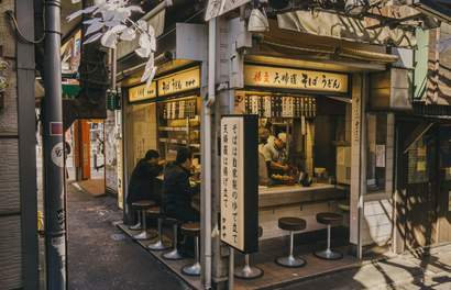 10 Places In Tokyo To Fill Your Bellies For Under USD15