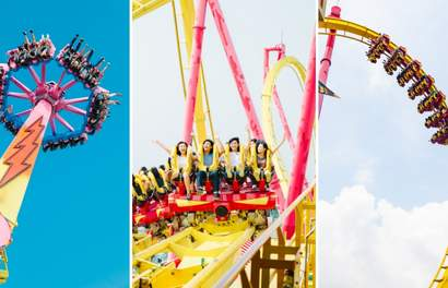 Scariest Rides At Ocean Park Hong Kong All Thrill-Seekers Need To Take Now