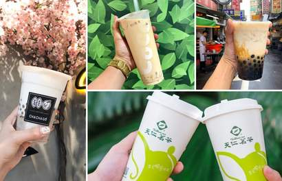 The Taipei Bubble Tea Guide For All Boba Fanatics