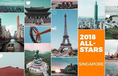 Top 10 Most-Booked Klook Activities For Singapore In 2018