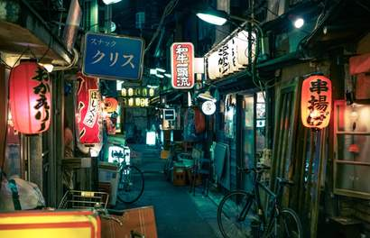Budget Accommodation Options In Tokyo And Osaka Under USD60/Night