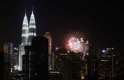 10 Places In And Around KL For A Festive New Year's Eve Countdown
