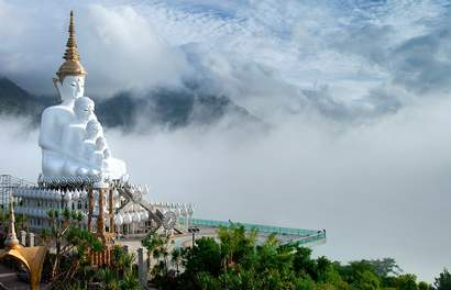 Plan Your Next Dreamy Holiday To Khao Kho, Thailand With Views Above The Clouds!