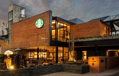 This Bali Starbucks Is Southeast Asia's Largest And Is Even Home To A Coffee Farm!