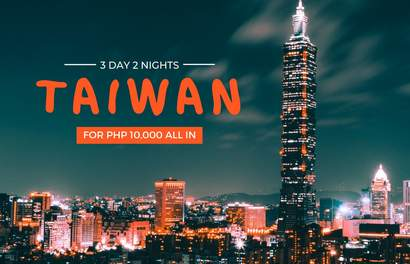 Ballin' On A Budget: 3D2N in Taiwan for just Php 10,000 ALL IN