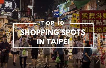 10 Best Taipei Shopping Malls And Markets For Intensive Retail Therapy