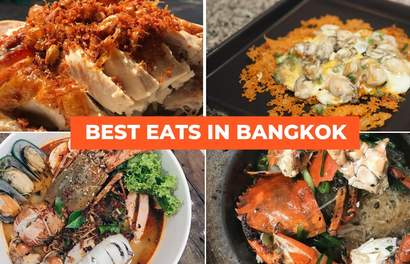 Bangkok BTS Food Trail: Where To Find Bangkok's Best Local Food Stalls