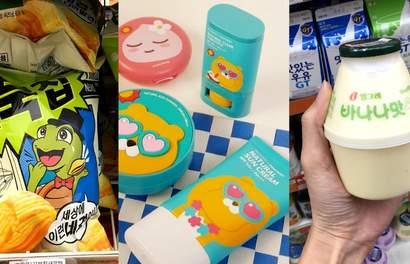 韩国7-11的必买人气商品