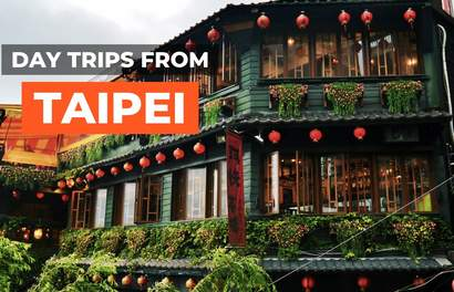 Explore the Best of Jiufen and Shifen in A Day