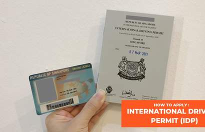How to Get an International Driving Permit (IDP) in Singapore to Drive Overseas