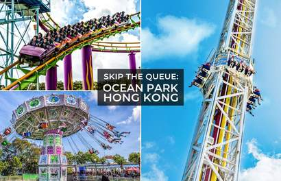How To Skip The Queue For Popular Rides At Ocean Park Hong Kong