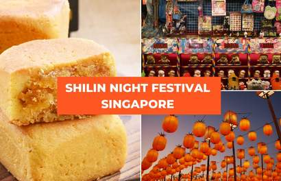 A Sneak Peek At What To Expect At The Shilin Night Market In Singapore This April!
