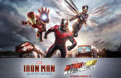 Hong Kong Disneyland Gets A Marvel Makeover This Easter
