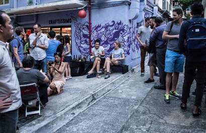 Trendy Guide to Hong Kong - Art, Fashion, Coffee, Bars