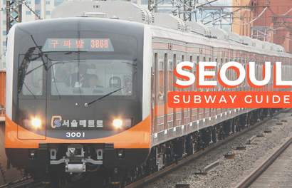 The Only Seoul Subway Guide You'll Ever Need