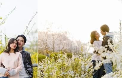 KLOOK x KTO: Jasmine Curtis-Smith and Jeff Ortega Star in Their Very Own K-Drama in Seoul!