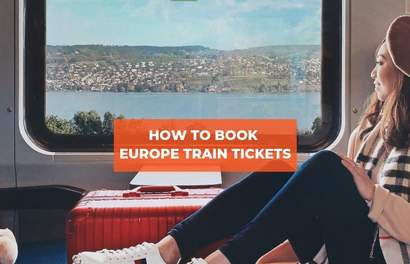 Step By Step Guide : How To Book Europe Train Tickets On Klook