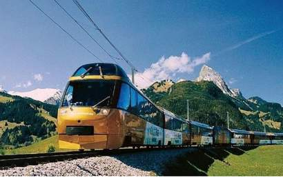 Epic Views Of The Swiss Alps With Your Swiss Travel Pass