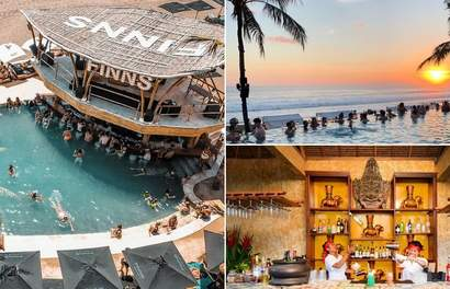 10 Bali Bars and Beach Clubs Perfect For Both Day And Night