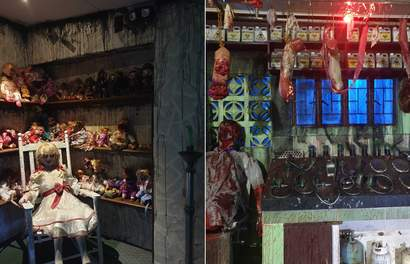 Inside ASYLUM: Manila's Newest Haunted House Attraction