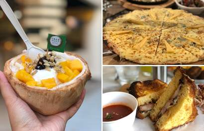 20 Food Stops in Boracay You Can't Miss