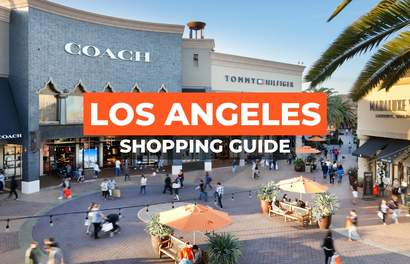 The Best Los Angeles Shopping Spots for Every Budget!