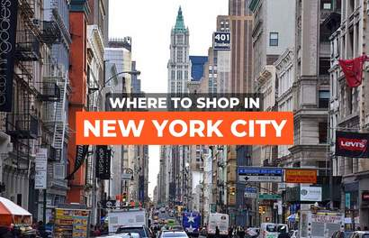 10 Must-Visit New York Shopping Neighborhoods