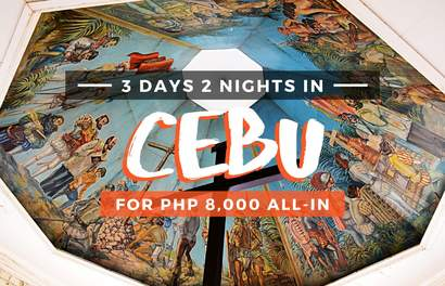 The Ultimate Budget Guide to Cebu: 3D2N For PHP 8,000!