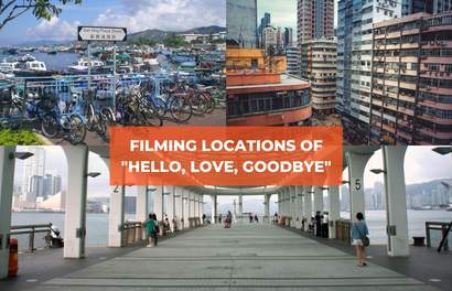 "We Found the Filming Locations for ""Hello, Love Goodbye""!"