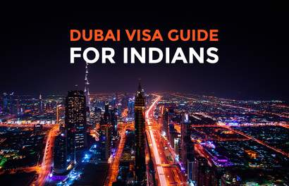 A Step-By-Step Guide To Applying For A Tourist Dubai Visa For Indians