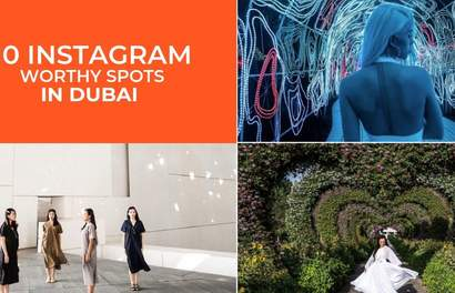 10 Instagram-worthy Spots in UAE That Your Friends and Family Will Love!