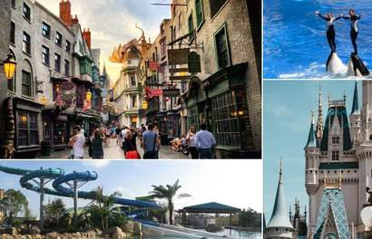 10 Best Theme Parks In Orlando To Visit For An Action-Packed Holiday