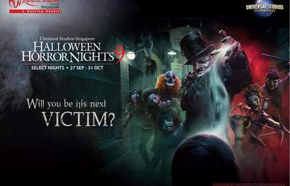 Universal Studios Singapore's Halloween Horror Nights Is Back With A Southeast Asian Twist This 2019