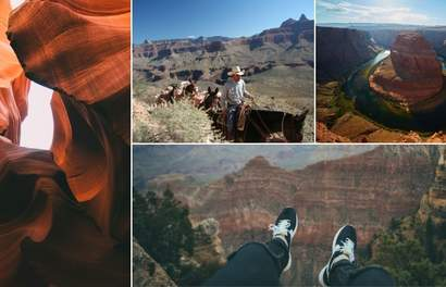 10 Best Ways To Explore The Grand Canyon Including Helicopter Rides And Tandem Skydives