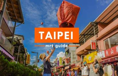 15 Underrated Spots Along Taipei MRT Stations Worth Ticking Off The Bucket List