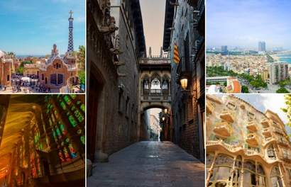 What To Do In Barcelona: 10 Unmissable Sights In Catalonia's Capital