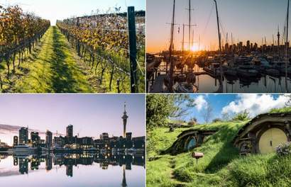 Your Action-Packed Guide On Things To Do In New Zealand's North Island
