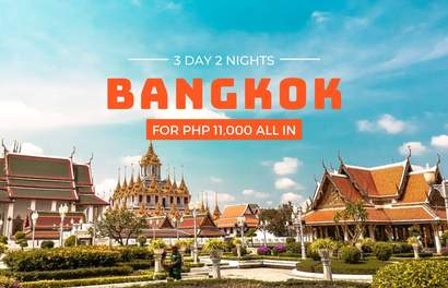 Ballin' On A Budget: 3D2N IN BANGKOK FOR ONLY PHP11,000!