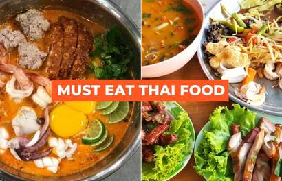 Essential Thai Foods You Need To Try