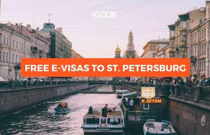 Malaysians Can Now Visit Russia With New Free E-Visa Entry Starting 1 October!