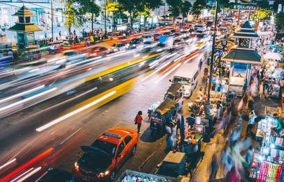Bangkok Night Out: The Bangkok Night Market Guide!