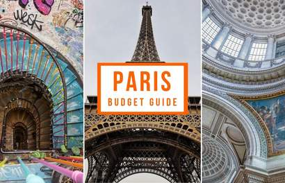 Ballin' On A Budget: 4D3N in Paris For Under SGD $900!