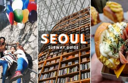 Seoul Subway Guide: 15 Iconic & Unique Spots Near Subway Stations