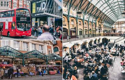 London Shopping: 11 Best Places To Shop Till You Drop