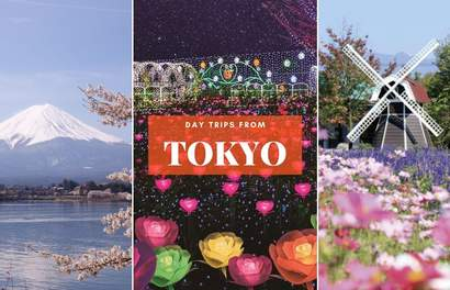 10 Day Trips From Tokyo featuring Mt. Fuji, Flower Gardens and More!