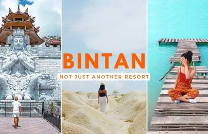 10 Things To Do In Bintan That Involve Sand Dunes, Newborn Turtles & A Ship Hotel