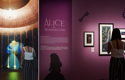 Disney: Magic Of Animation At ArtScience Museum Singapore Is A Magical Walk Down Memory Lane