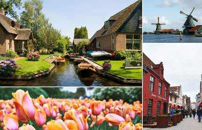 10 Top Day Trips From Amsterdam City Centre